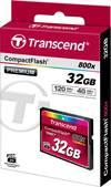 CF-Karte 32 GB Transcend Premium 800x