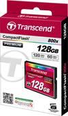 CF-Karte 128 GB Transcend Premium 800x
