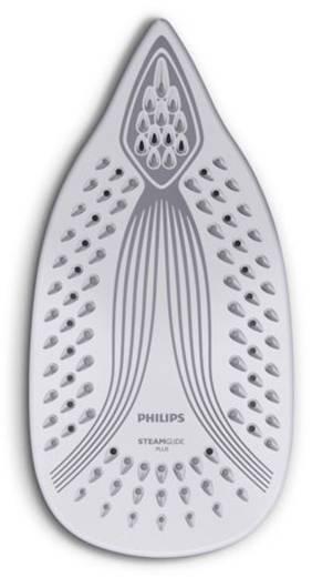 Dampfbügeleisen Philips GC3811/70 Azur Performer Grün (transparent), Weiß 2400 W