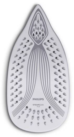 Philips GC3811/70 Azur Performer Dampfbügeleisen Grün (transparent), Weiß 2400 W
