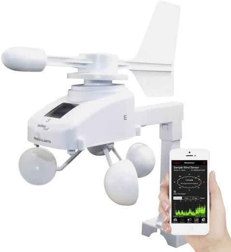 Techno Line Mobile Alerts MA 10660 Windmesser Funk 868 MHz