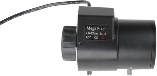 Überwachungskamera-Objektiv Brennweite 2,8 - 12 mm Lupus 11901