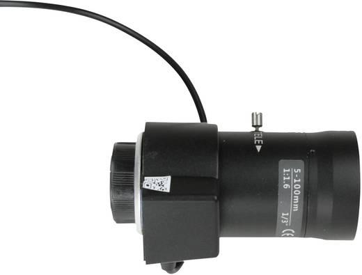 Überwachungskamera-Objektiv Lupus 11904