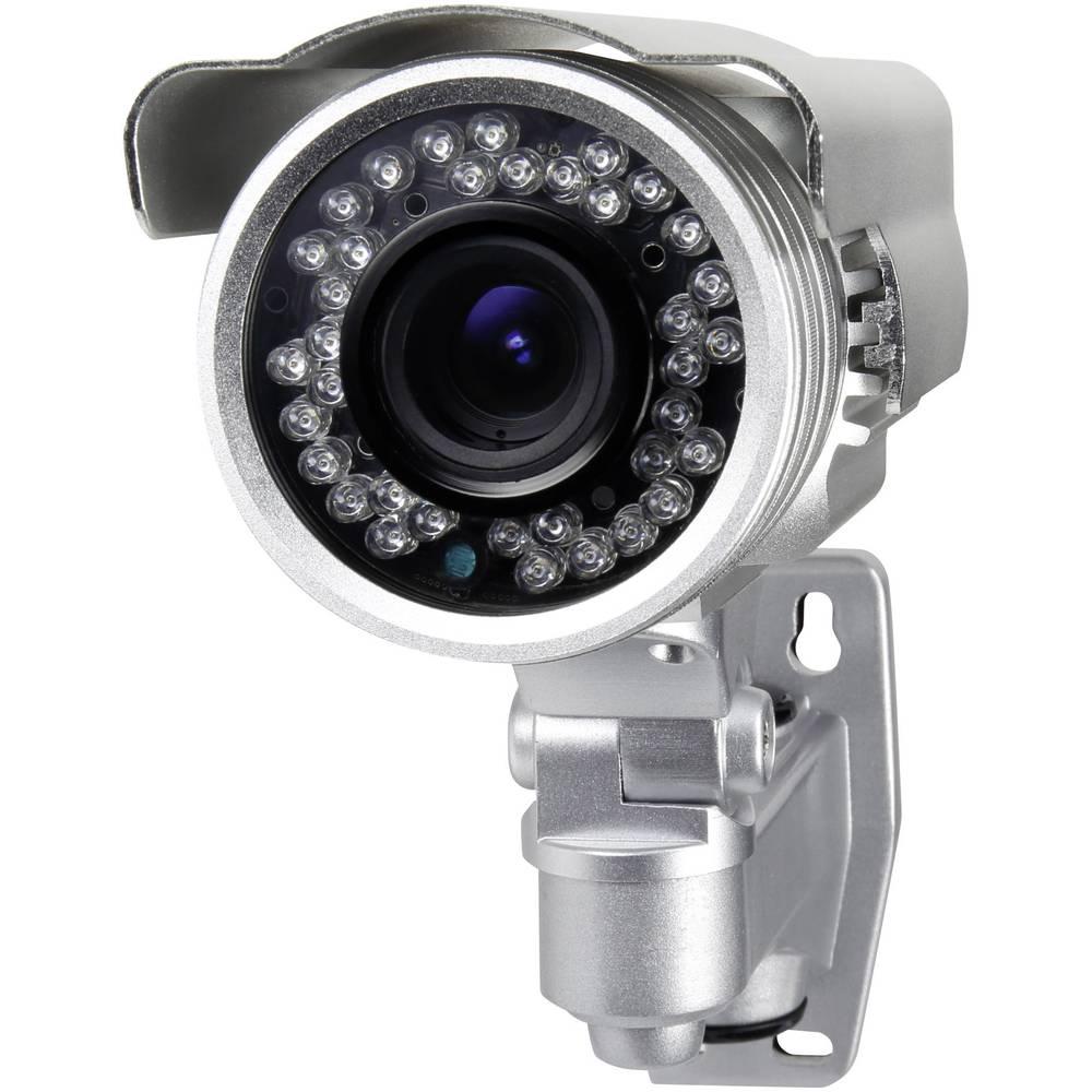 kamera attrappe sygonix 20848d1 im conrad online shop 1396767. Black Bedroom Furniture Sets. Home Design Ideas
