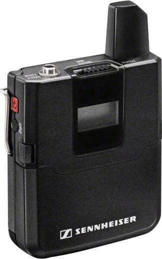 Ansteck Kamera-Mikrofon Sennheiser AVX-MKE2 SET-3-EU Übertragungsart:Funk inkl. Kabel, inkl. Klammer