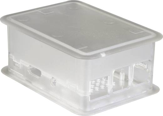Raspberry Pi® Gehäuse Transparent TEK-RPI-XL.0 Raspberry Pi®