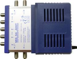 SAT multiswitch Renkforce MS 54 ANT, vstupy 4 SAT/1 terestriál, výstup 4
