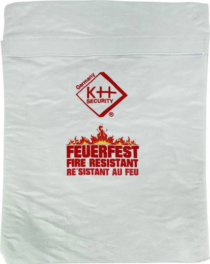 kh-security 290148 Feuerfeste Dokumententasche