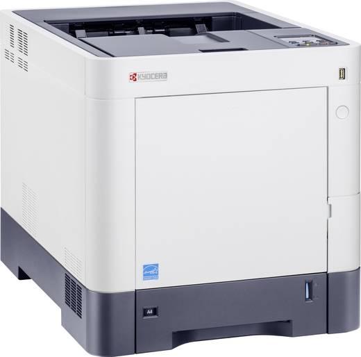 Kyocera ECOSYS P6130cdn Farblaserdrucker A4 30 S./min 30 S./min 9600 x 600 dpi Duplex, LAN