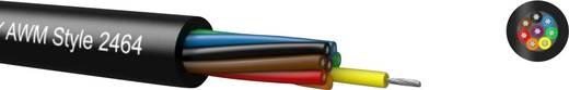 Kabeltronik LiYY Steuerleitung 8 x 0.09 mm² Schwarz 0950828090 500 m