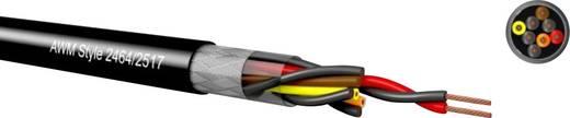 Kabeltronik LiYCY Steuerleitung 16 x 0.09 mm² Schwarz 097162809 Meterware