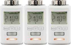 Termostatická hlavice Sygonix HT100, 8 až 28 °C, sada 3 ks