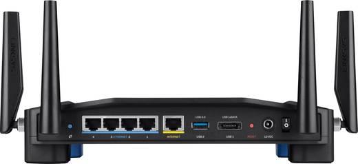 Linksys WRT1900ACS WLAN Router 2.4 GHz, 5 GHz 1.9 Gbit/s