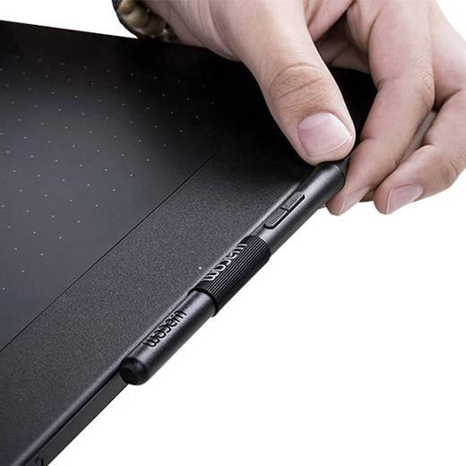 Wacom Intuos Art Black Pen + Touch M USB-Grafiktablett Schwarz
