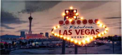 LED-Bild Las Vegas Heitronic Las Vegas 34082