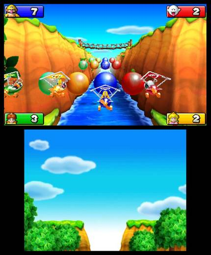 Mario Party Island Tours Selects Nintendo 3DS & 2DS USK: 0