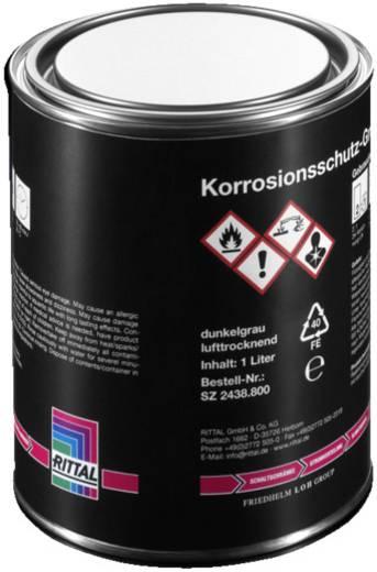 Korrosionsschutz Farbdose Dunkel-Grau Rittal SZ 2438.800 1000 ml