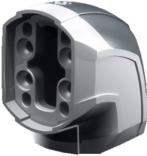 Winkeladapter Aluminium, Kunststoff Licht-Grau (RAL 7035) Rittal CP 6206.600 1 St.