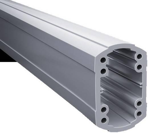 Tragprofil geschlossen Aluminium Hellgrau (L x B x H) 1000 x 75 x 120 mm Rittal CP 6212.100 1 St.