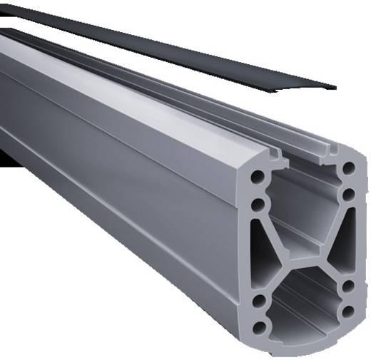 Tragprofil offen Aluminium Hellgrau (L x B x H) 1000 x 75 x 120 mm Rittal CP 6212.110 1 St.