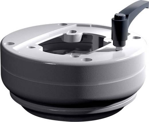 Kupplung Zinkdruckguss, Aluminium Lichtgrau (RAL 7035) Rittal CP 6218.300 1 St.
