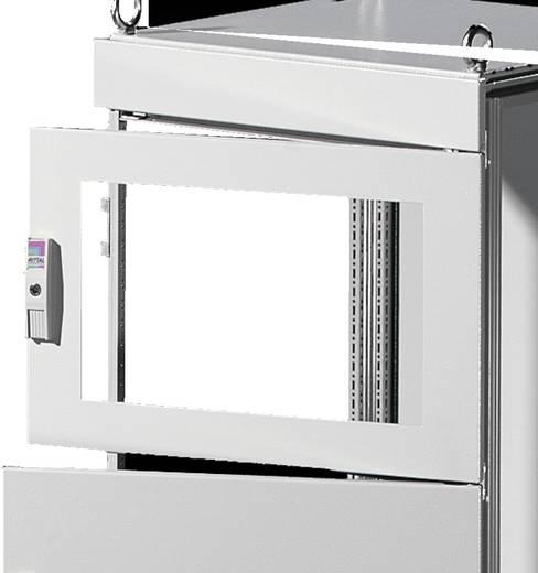 Gehäusetür mit Sichtscheibe (B x H) 600 mm x 800 mm Stahlblech Grau Rittal SV 9672.169 1 St.