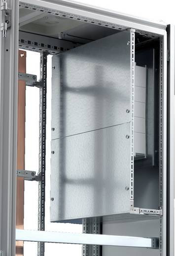 Frontplatte (L x B x H) 245.5 x 397 x 841 mm Stahlblech Rittal SV 9673.542 1 St.