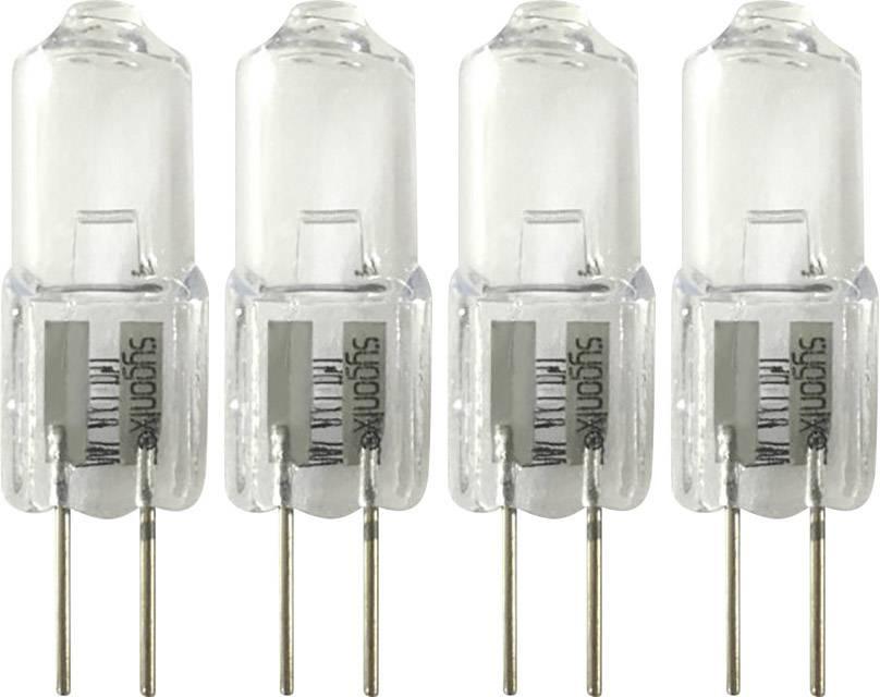 10 x G4 Stiftsockel 12V 10W Halogenlampe Niedervolt