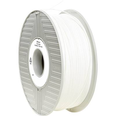 Verbatim 55268 Filament PLA 1.75 mm Weiß 1 kg Preisvergleich