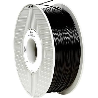 Filament Verbatim 55010 ABS 1.75 mm Schwarz 1 kg Preisvergleich