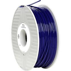 Vlákno pro 3D tiskárny Verbatim 55278, PLA plast, 2.85 mm, 1 kg, modrá