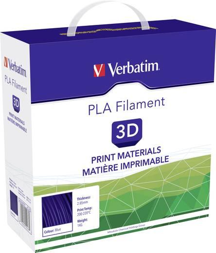 Verbatim 55278 Filament PLA 2.85 mm Blau 1 kg