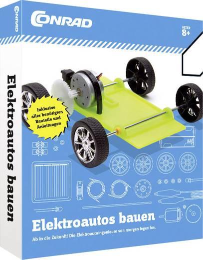 Baubuch Conrad Components Elektroautos bauen 10189 ab 8 Jahre