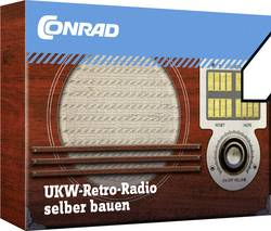 Retro rádio Conrad Components 10191