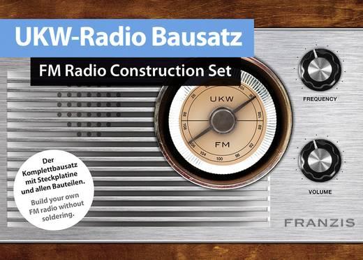 Retro-Radio Franzis Verlag UKW-Radio 978-3-645-65287-2 ab 14 Jahre