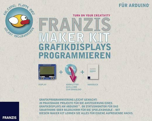 Experimentier-Set Franzis Verlag Maker Kit Grafikdisplays programmieren 978-3-645-65278-0 ab 14 Jahre