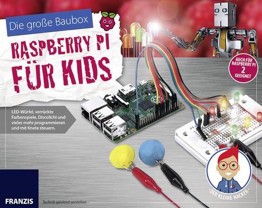 Experimentier-Set Franzis Verlag Raspberry Pi für Kids 978-3-645-65291-9 ab 14 Jahre