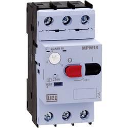 Ochranný spínač motora nastaviteľné WEG MPW18-3-C025 12429312, 0.25 A, 1 ks