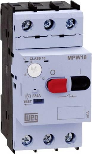 Motorschutzschalter einstellbar 6.3 A WEG MPW18-3-D063 1 St.