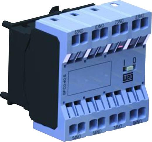 Hilfsschalterblock 1 St. BFC0-11S WEG 6 A Passend für Serie: Weg Serie CWC0 (3-polig)