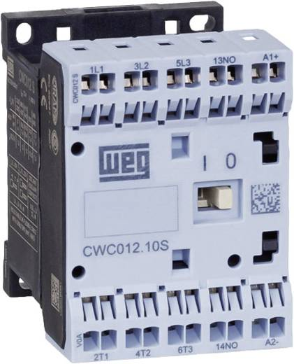 WEG CWC012-10-30D24S Schütz 1 St. 3 Schließer 5.5 kW 230 V/AC 12 A mit Hilfskontakt