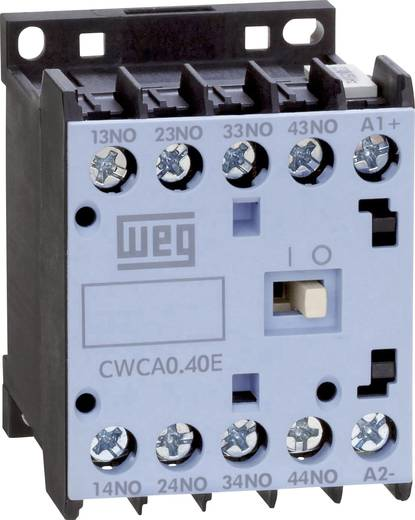 Schütz 1 St. CWCA0-22-00D24 WEG 2 Schließer, 2 Öffner 230 V/AC 10 A