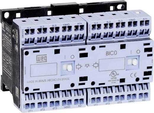 WEG CWCI012-01-30C03S Wendeschütz 1 St. 6 Schließer 5.5 kW 24 V/DC 12 A mit Hilfskontakt