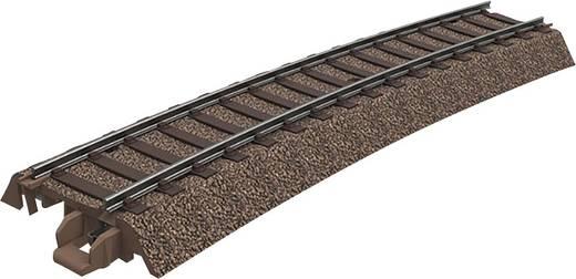 H0 Trix C-Gleis T62315 Gebogenes Gleis 15 ° 515 mm