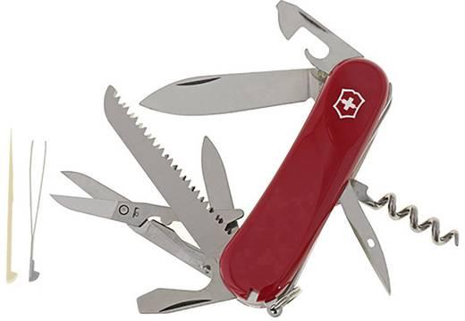 Victorinox Evolution 2.3913.E Schweizer Taschenmesser Anzahl Funktionen 15 Rot