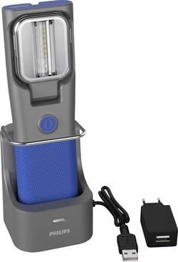 SMD LED akumulátorové pracovní osvětlení Philips LPL33X1 RCH21, 2 W, 120 lm, 240 lm