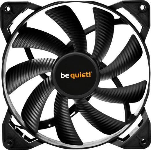 BeQuiet Pure Wings 2 PWM PC-Gehäuse-Lüfter Schwarz (B x H x T) 140 x 140 x 25 mm