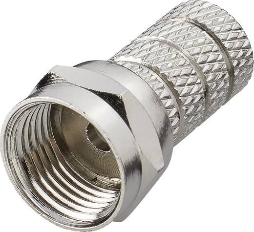 F-Stecker Kabel-Durchmesser: 4 mm