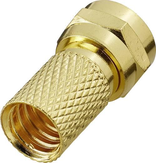 F-Stecker Kabel-Durchmesser: 7 mm