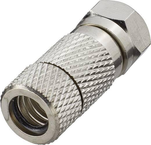 F-Stecker wasserdicht Kabel-Durchmesser: 7 mm